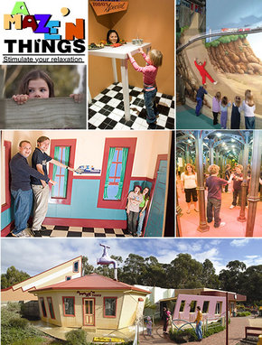 A Maze 'N Things - Yamba Accommodation