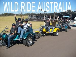 A Wild Ride - Yamba Accommodation