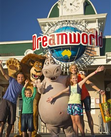 Dreamworld - Yamba Accommodation