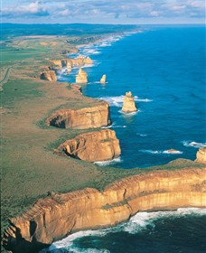 12 Apostles Flight Adventure from Apollo Bay - Yamba Accommodation